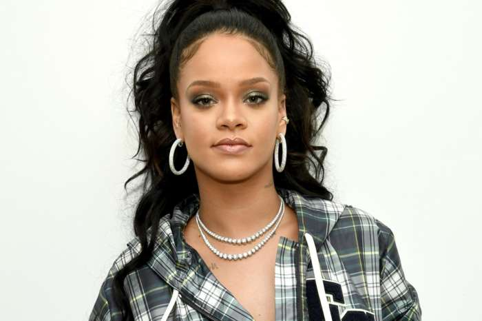 Rihanna Finally Gives Fans A Behind-The-Scenes Look Of The New Album Recording Process