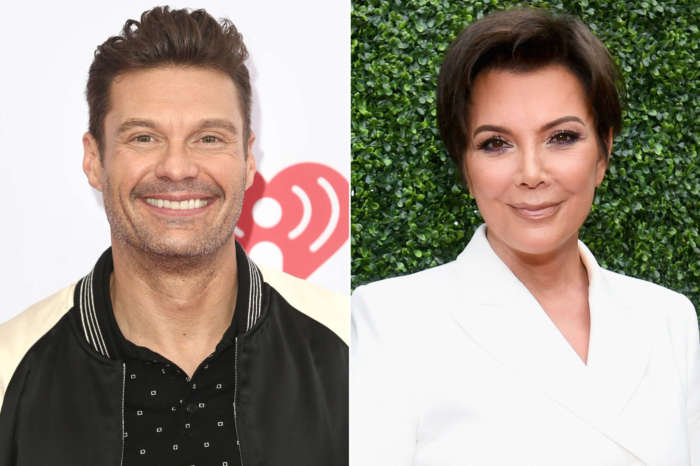 Ryan Seacrest Reveals He Once Clogged Kris Jenner's Toilet In Hilarious Story