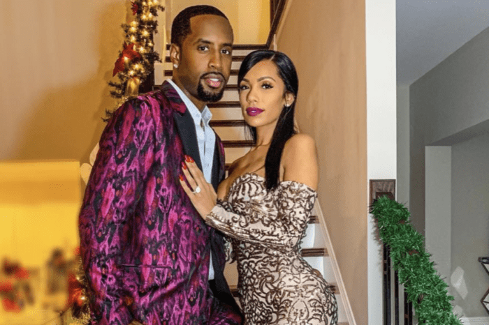 Safaree Says He Needs His Own Dressing Room So He Can Be Surprised After Erica Mena Pics Her Outfit - He Hints At A Potential New Reality Show