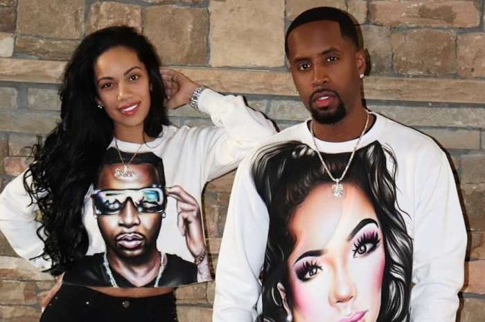 Safaree Tells Erica Mena To Give Fans What They Want And Post Racy Pics