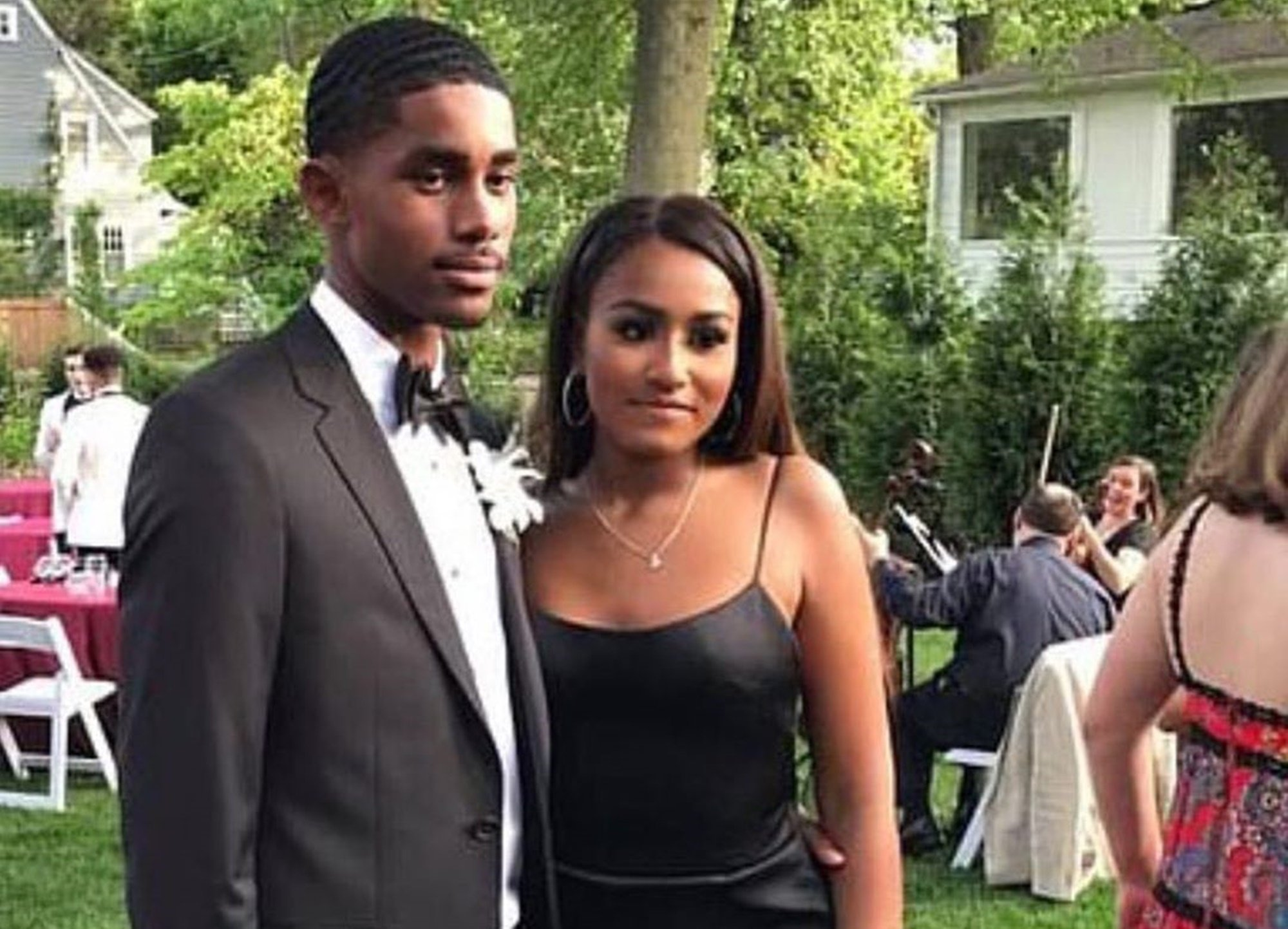 Sasha Obama Barack's Daughter Prom