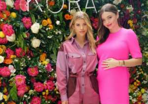 Sofia Richie, Katy Perry,  And Miranda Kerr Glow At KORA Organics Noni Bright Launch Party — Check Out Miranda's Baby Bump!