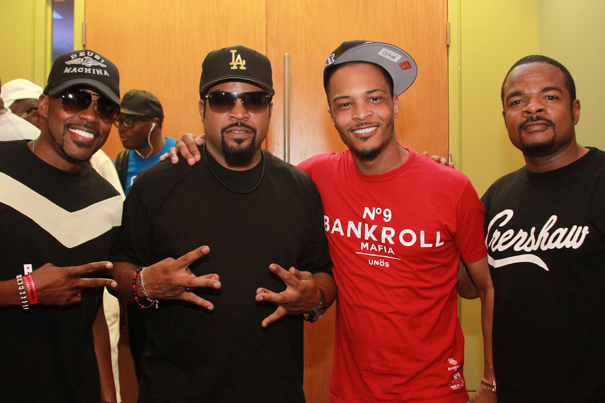 T.I. Hangs Out With Ice Cube And Fans Are Here For It