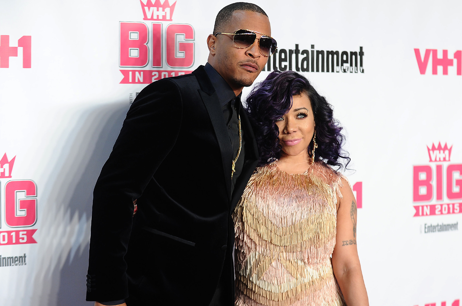 T.I. Has Tiny Harris Laughing Her Heart Out In The Latest Video - Some Fans Wish Tamar & Vince Could Have Fought Like This For Their Own Marriage
