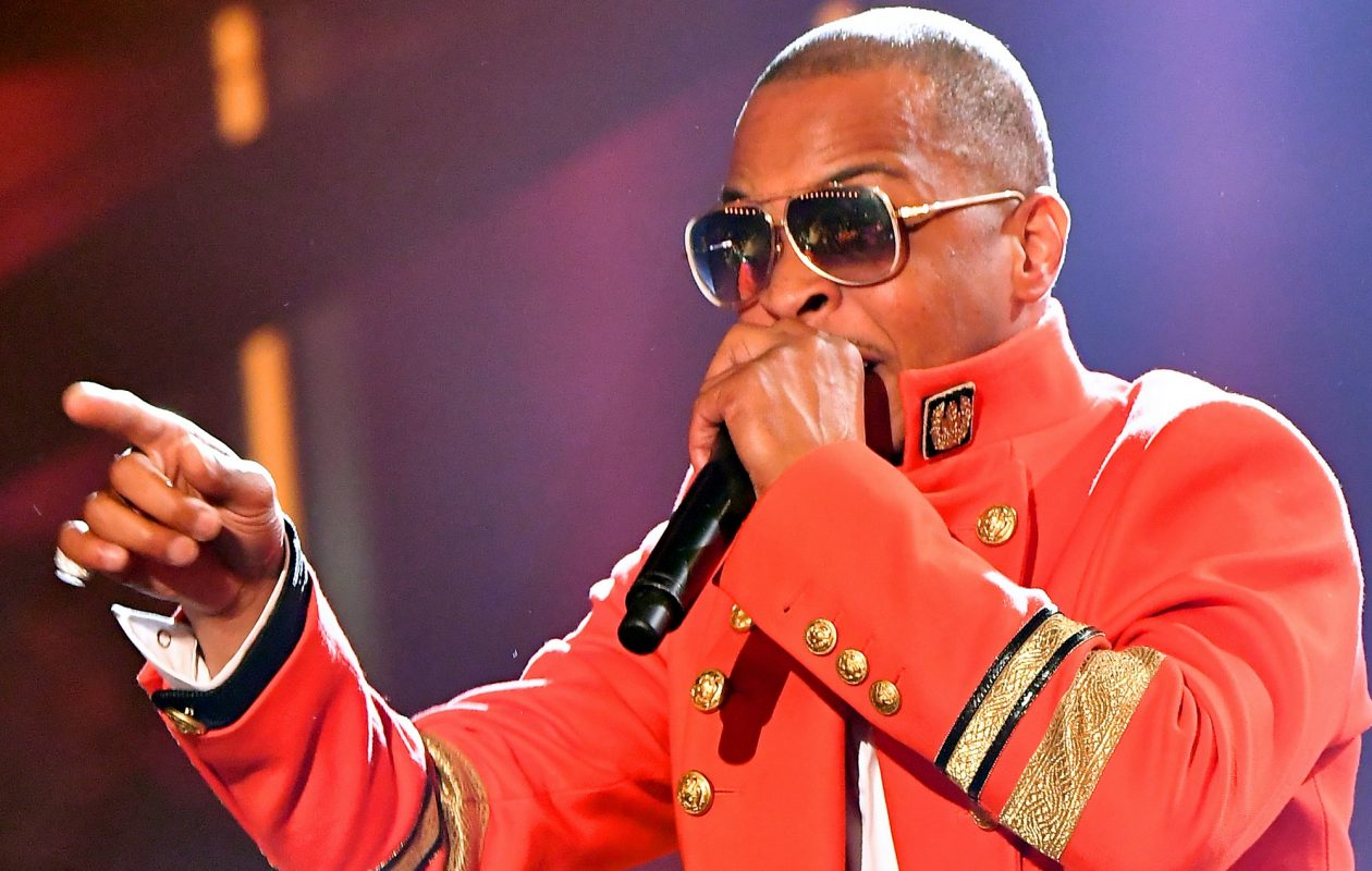 T.I. Is Back In The Studio And His Fans Cannot Wait From Some New Music From 'The GOAT'