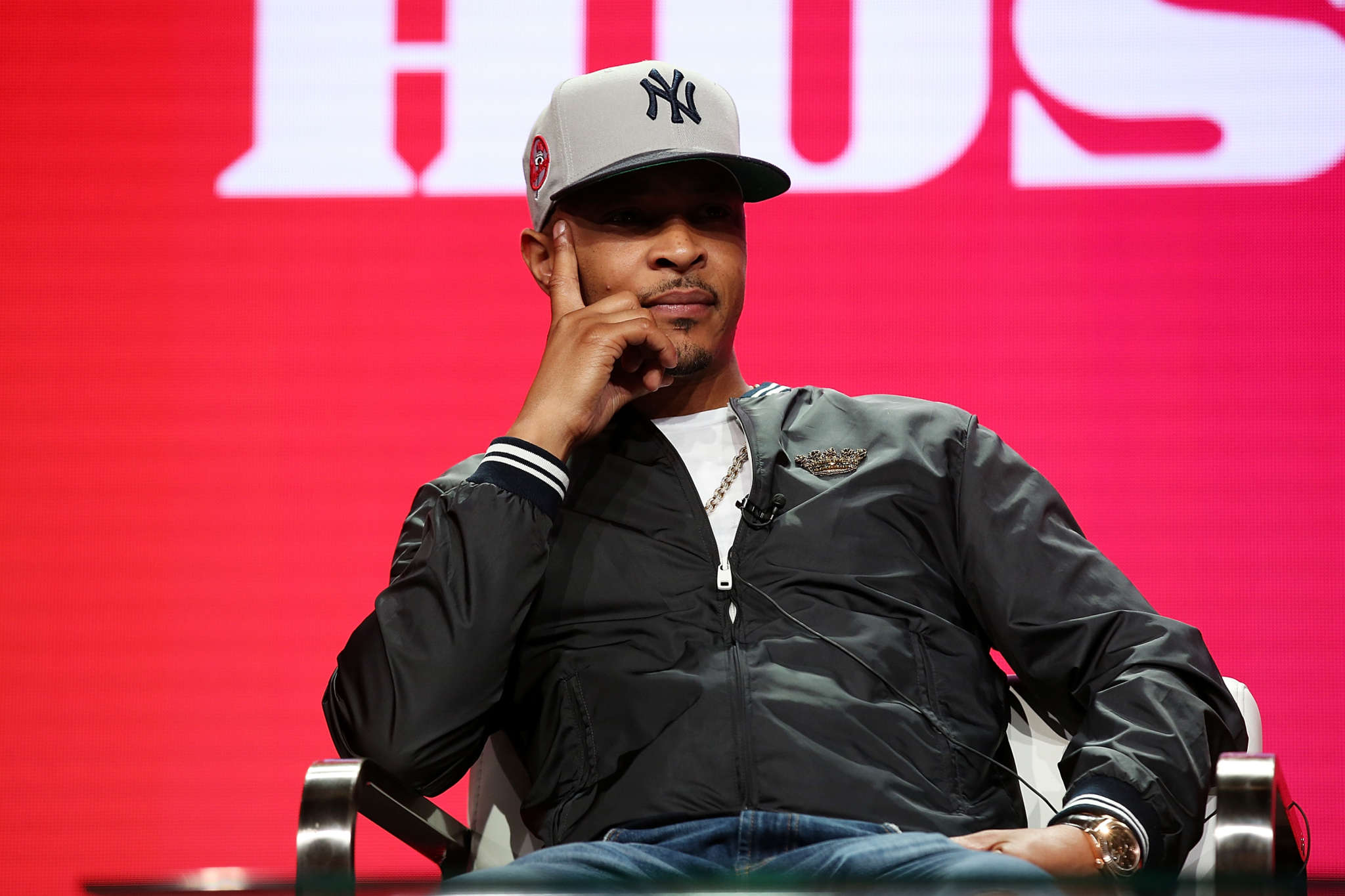 T.I. Is Outraged By A Recent Tragedy That Just Took Place In Texas - The Police Reportedly Shot Two Kids, Aged 13 And 15