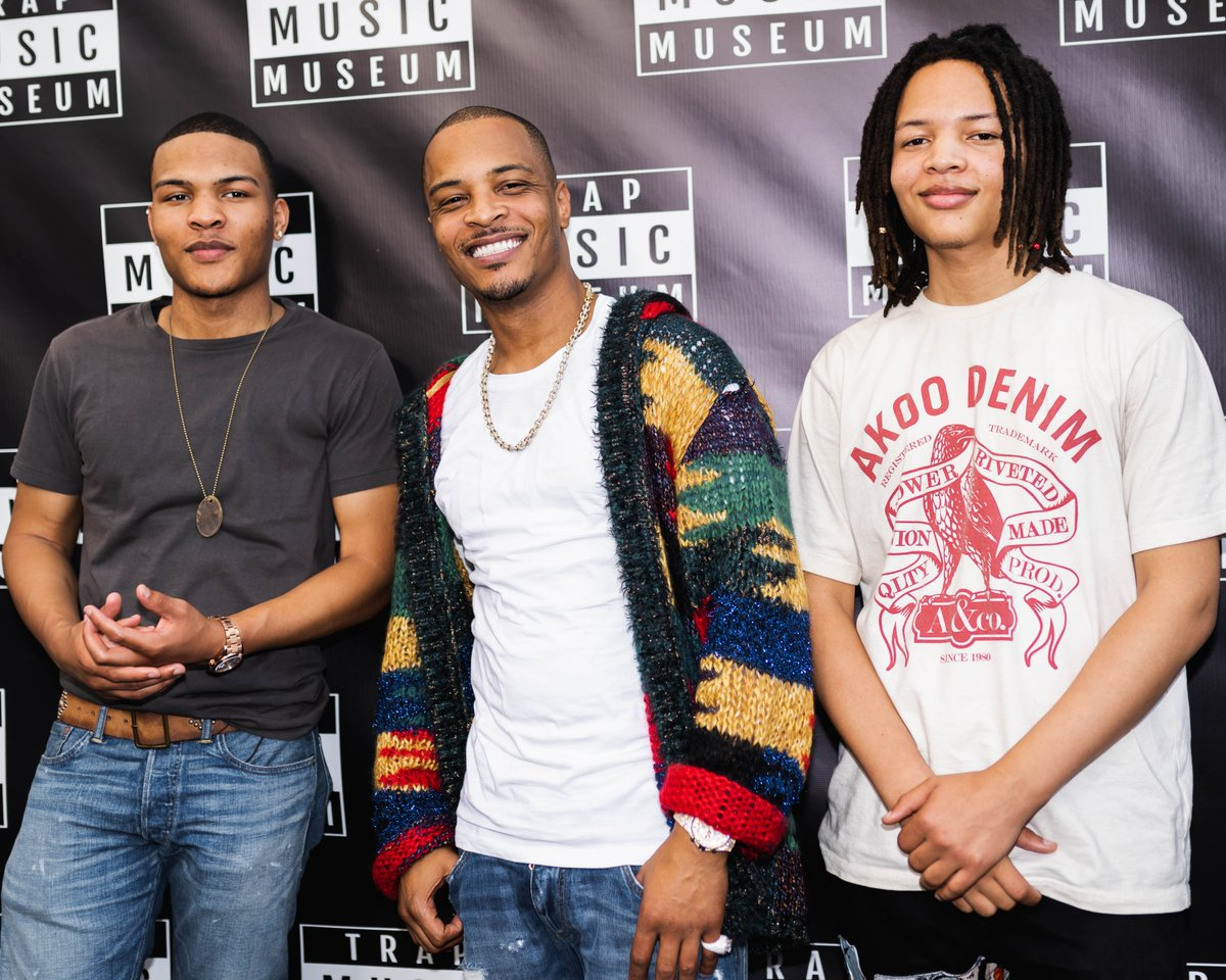 T.I. Praises Teyana Taylor Who Promoted His Son, Domani Harris' New Music