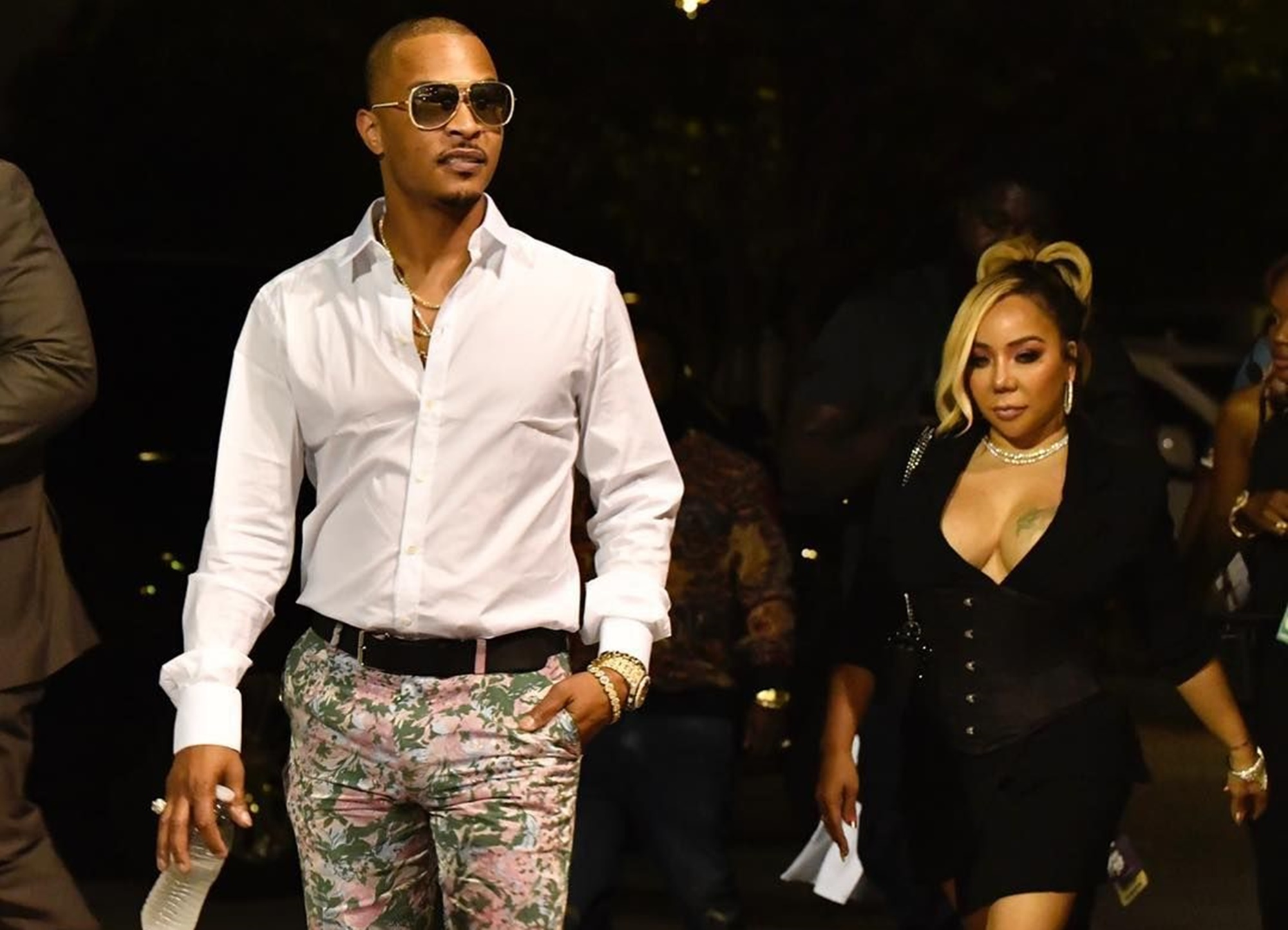 T.I. Tiny Harris Cheating Allegations