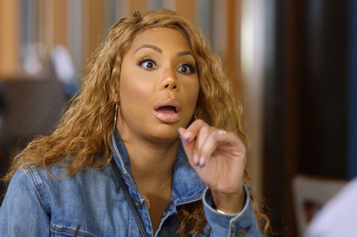 Tamar Braxton Gushes Over David Adefeso's Father For Raising A Great Son