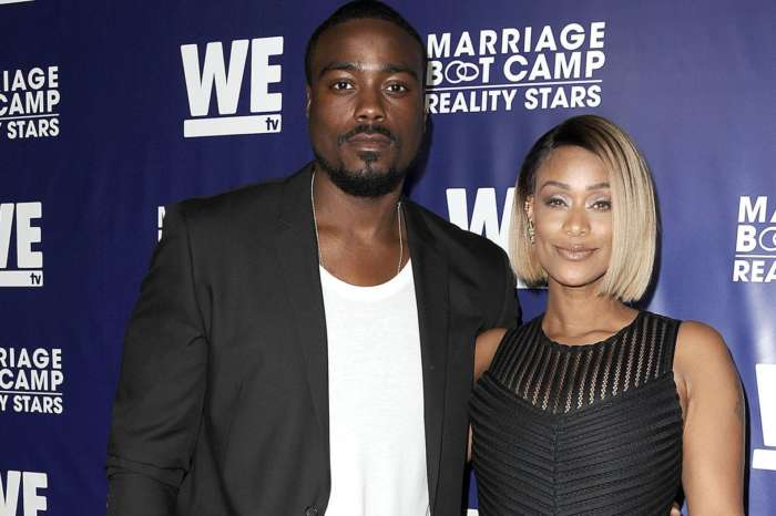 Tami Roman Reportedly Got Married To Reggie Youngblood Last Year In Vegas