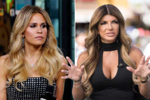 Teresa Giudice And Jackie Goldschneider - RHONJ Fans Think Their Feud Might Be Over After This Post!