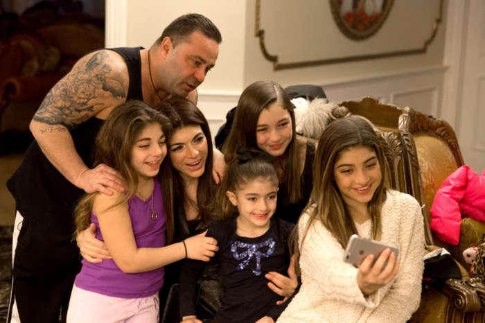 Teresa Giudice Breaks Down Thinking About Joe Missing His Four Daughters And All Their Milestones If Deported