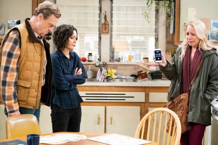 Sara Gilbert Talks Leaving 'The Talk' And Staying On 'The Conners'