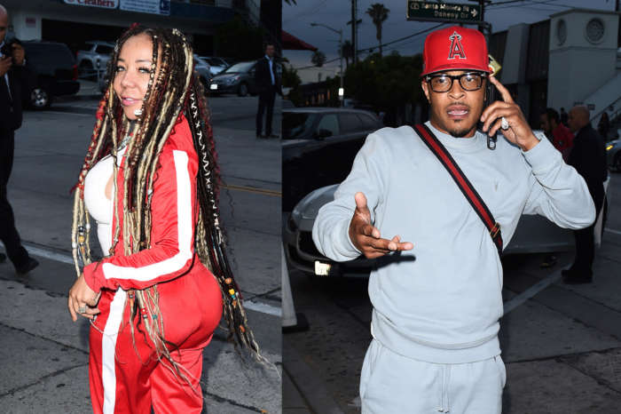 T.I. Congratulates Offset And Cardi B On Their Recent Awards, But Fans Are Debating Tiny Harris' Look For The Ceremony