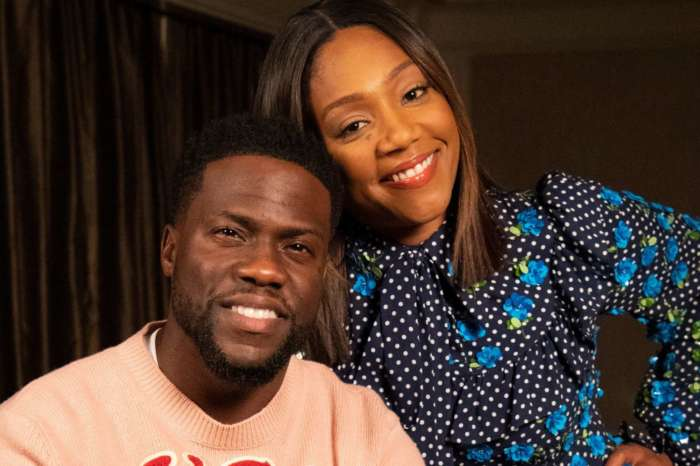 Kevin Hart Explains Why He'll Never Let Friend Tiffany Haddish Pay Back That $300 She Owes Him!