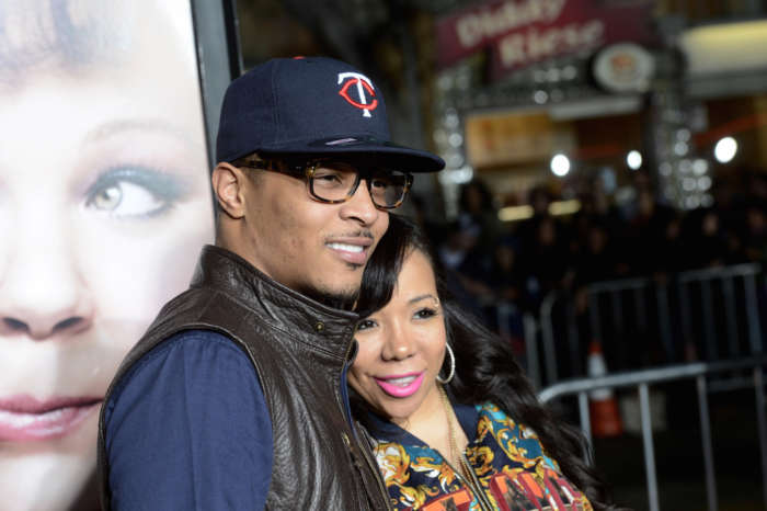 Tiny Harris' Gorgeous New Violet Hair Has Fans At Her Feet - They Say T.I. Is The Luckiest Guy