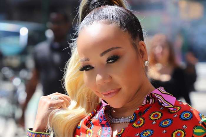 Tiny Harris Shares New Pics From Her Latest Solo Performance - She Shows Off Her DJ And The Whole Crew