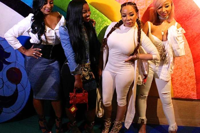 Tiny Harris Supports Reginae Carter And Praises Her First Movie
