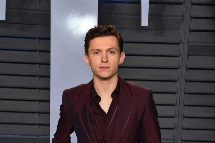 Tom Holland Admits Tom Hanks' Little Acting Lesson Was 'Really Stressful'