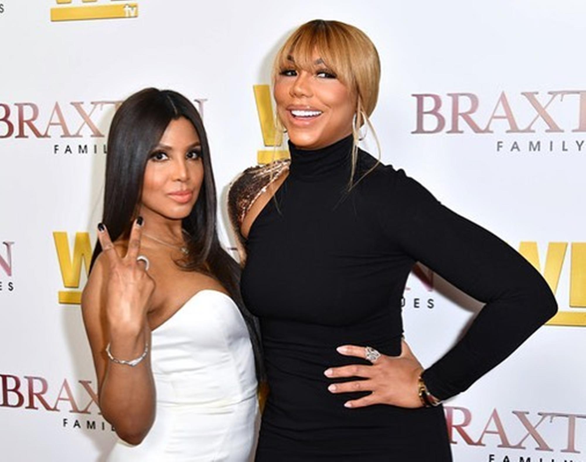 Toni Braxton Tamar Reality Show