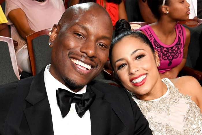 Tyrese's Wife, Samantha Gibson Has The Best Surprise For Him - See The Video