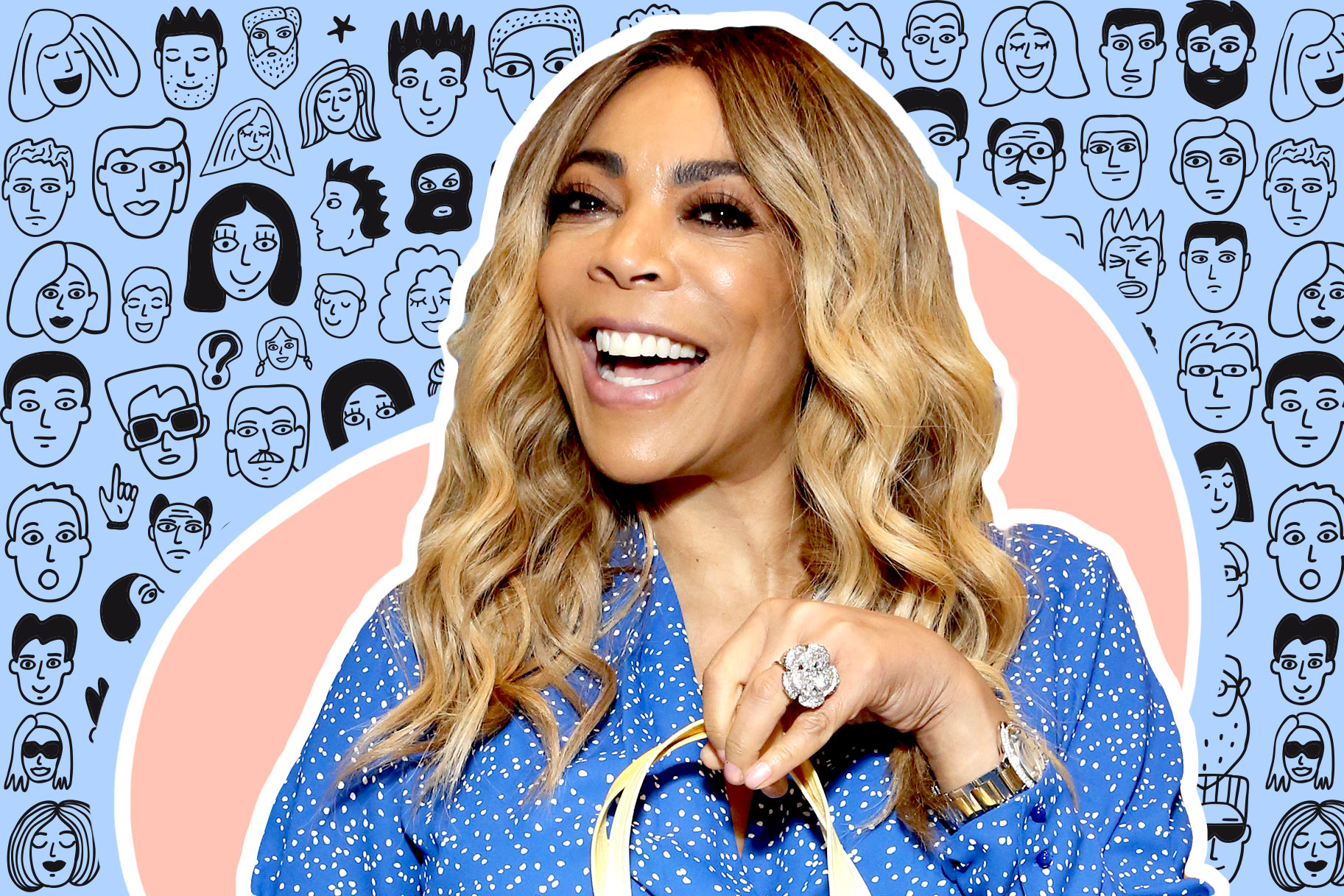 Wendy Williams Hangs Out With The Kardashians - See The Video That Has People Laughing Their Hearts Out