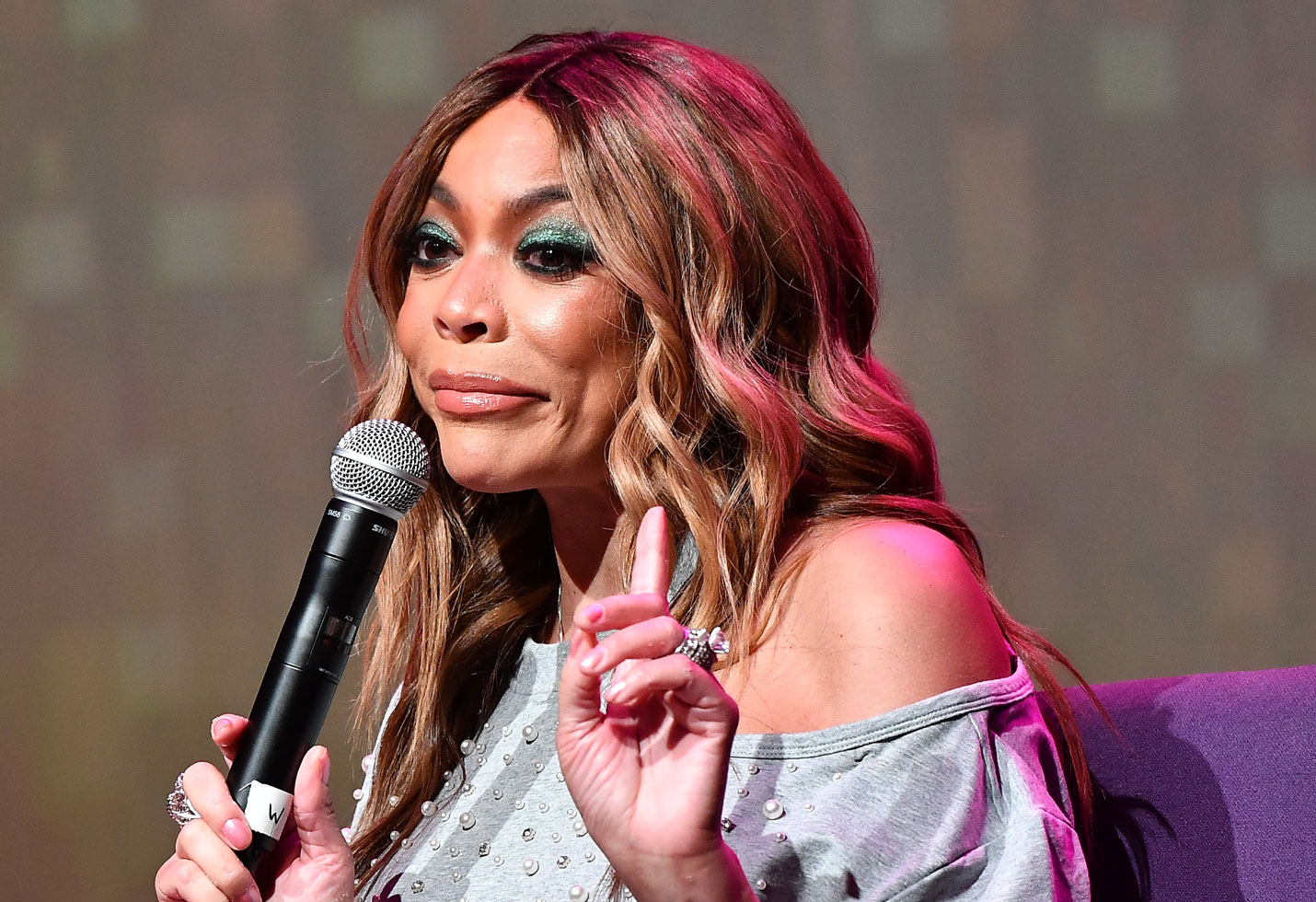 Wendy Williams Reportedly Wants To Love Again