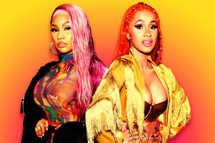 Nicki Minaj Slams Hater Who Accused Her Of Not Being As Supportive As Cardi B Of Other Female MCs
