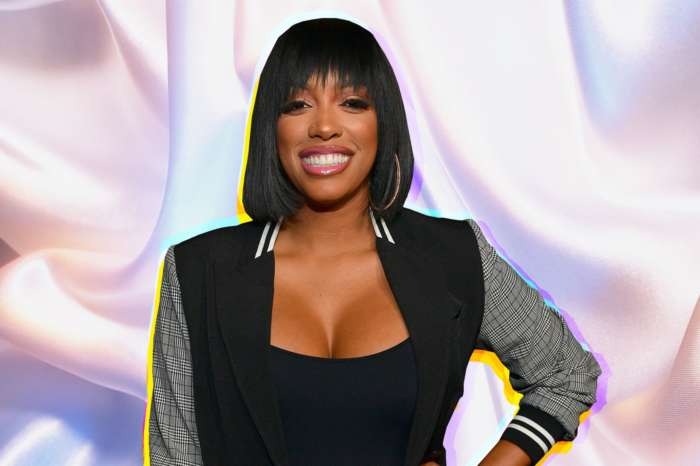 Porsha Williams Promotes The Fiber One Product And Fans Say That Whatever She's Promoting, They're Buying