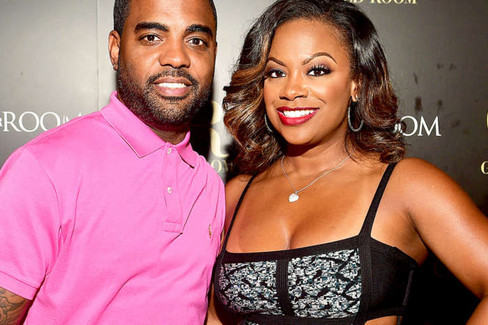 Kandi Burruss And Todd Tucker Invite Fans At The Old Lady Gang Tonight