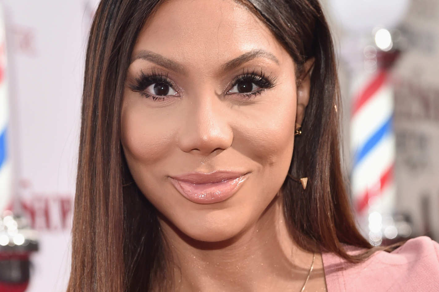 Tamar Braxton Is Featured As A Celebrity Mentor On BET's New Competition Series 'Next Big Thing'