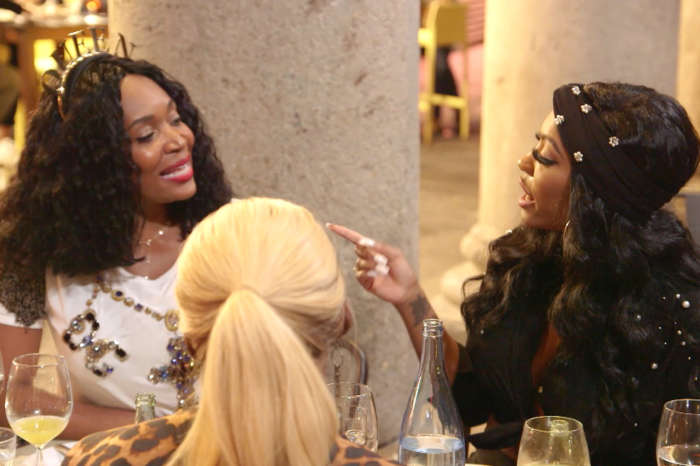 Porsha Williams Hangs Out With Marlo Hampton And Fans Say NeNe Leakes Will Be Mad