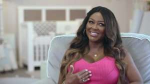 Kenya Moore's Dress From Her Recent Post Impresses Kandi Burruss