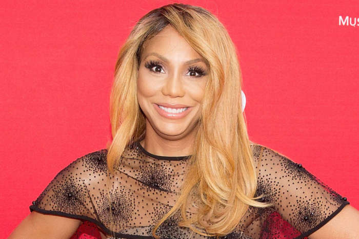 Tamar Braxton Gets Bashed By Haters Who Call Her A 'Sell Out' After Participating At Her First Pride - See The Video
