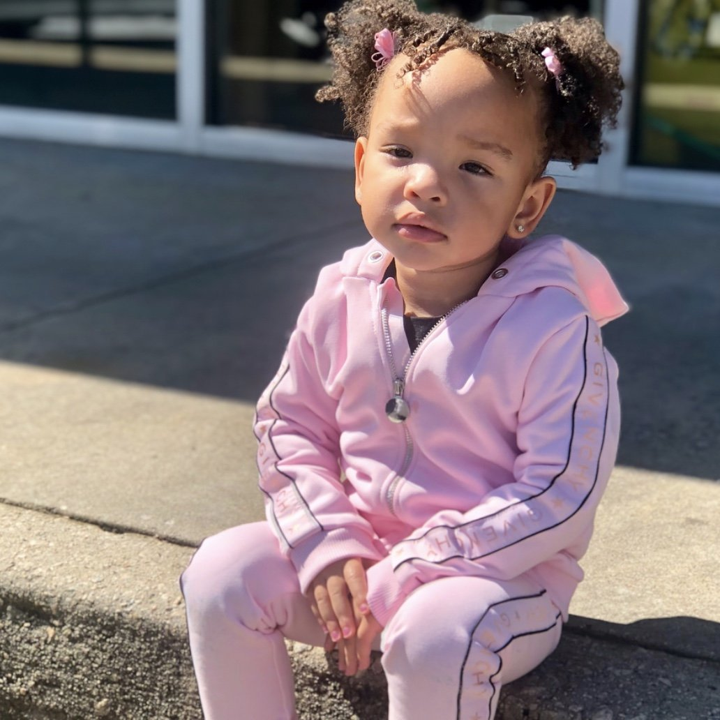 Tiny Harris And T.I.'s Baby Girl, Heiress Harris' Is Adorable In A Recent Video Singing About Her 'Poppin' Lipgloss'