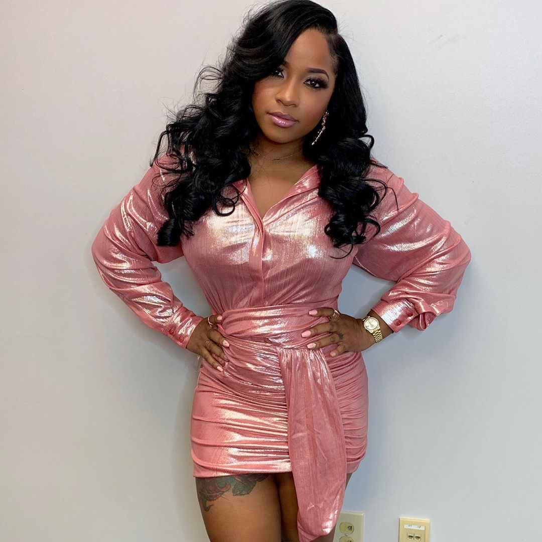 Toya Wright's Fans Freak Out That She's Losing Too Much Weight - Check Out Her Latest Photos