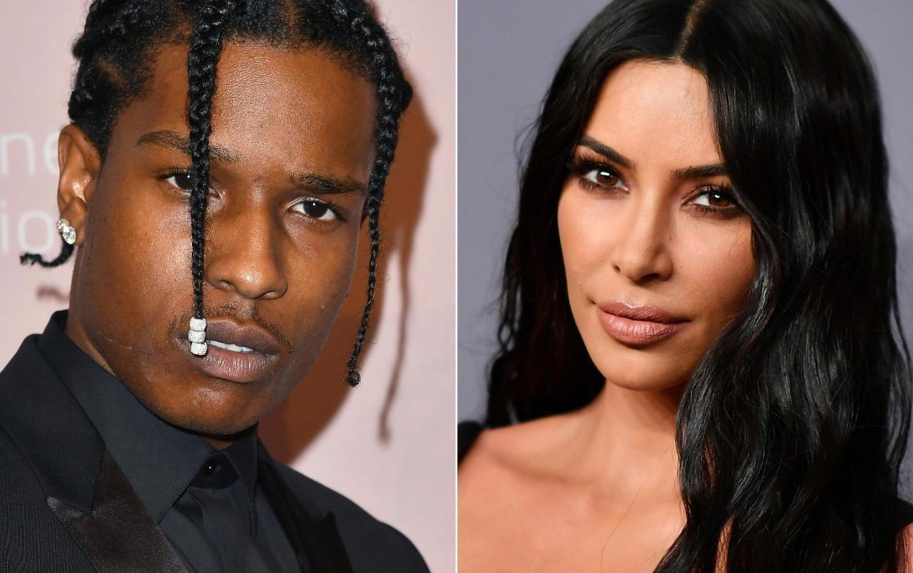 Kim Kardashian Is Grateful To Donald Trump And Everyone Involved With The Efforts To Free A$AP Rocky From The Swedish Jail