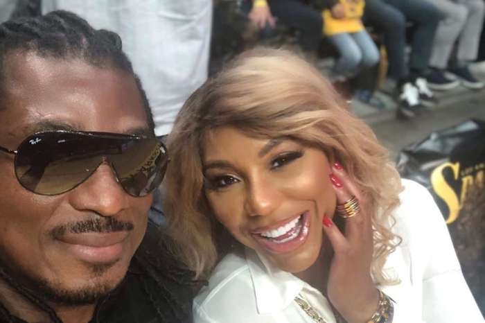 Tamar Braxton Shares A Video Featuring David Adefeso And Fans Are Happy That She's Embracing His Culture