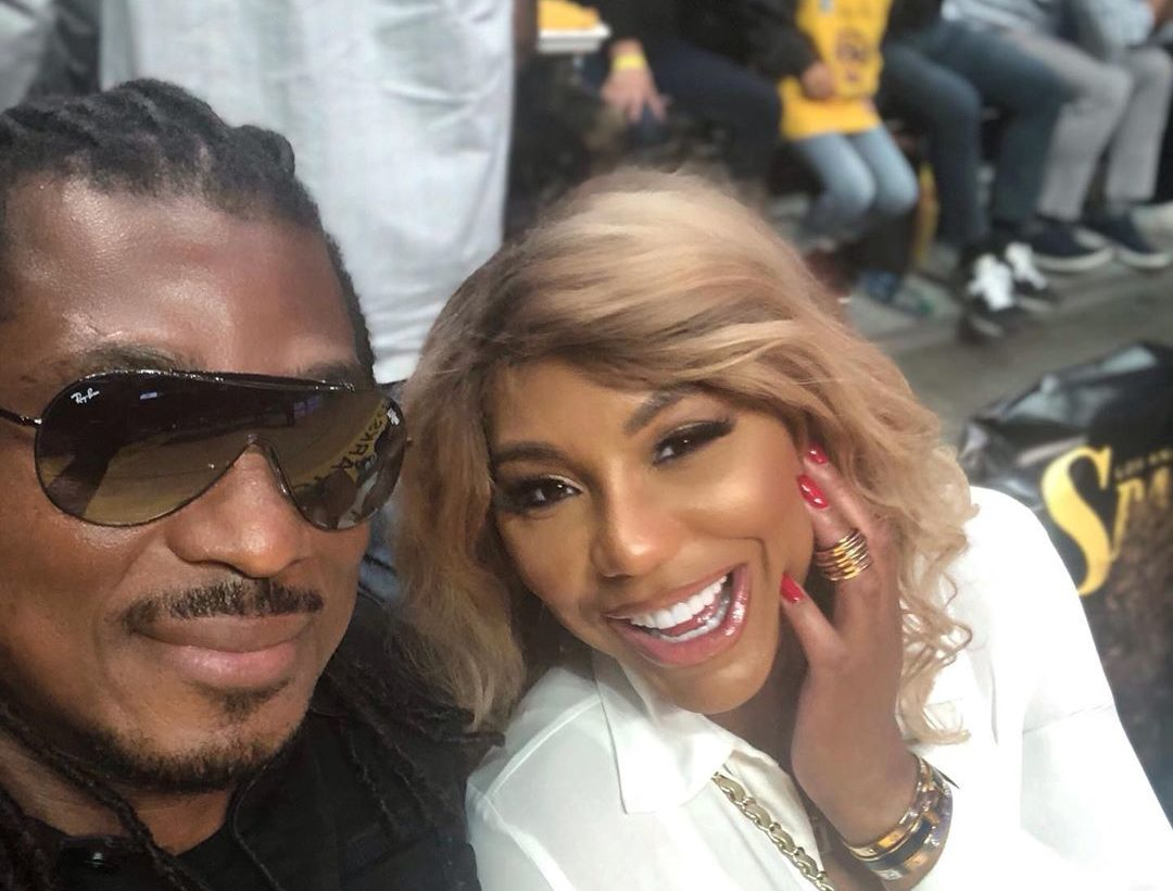 Tamar Braxton's BF David Adefeso Praises Her Figure 'From All Angles'