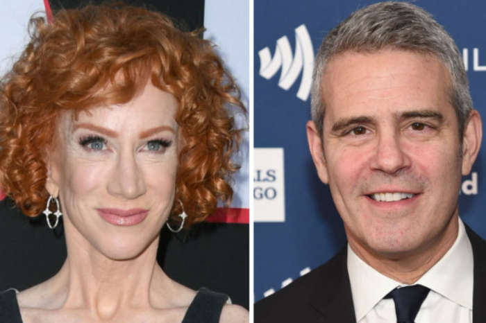 Andy Cohen Calls Out Kathy Griffin For Making Up Lies About Him