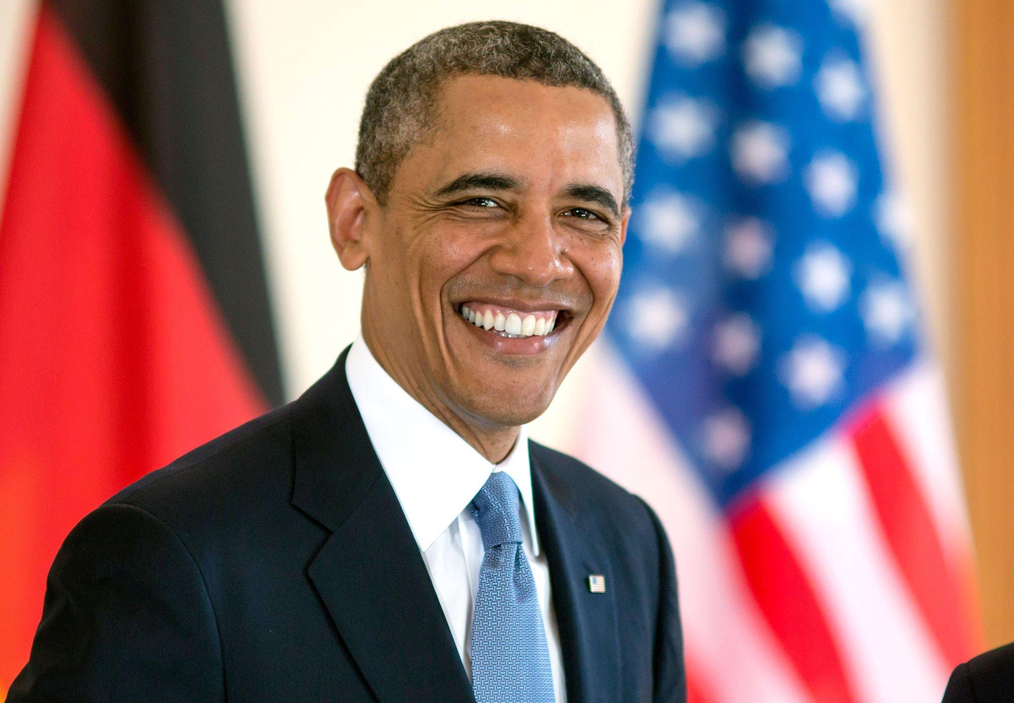 Barack Obama Donald Trump White House