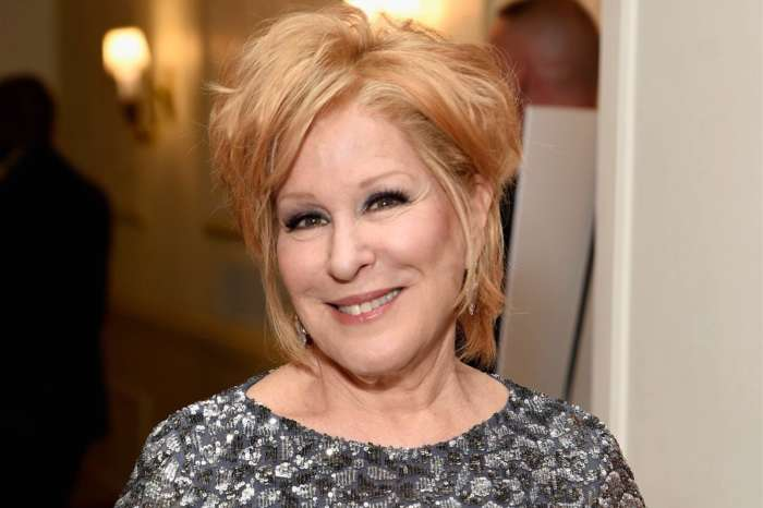 Bette Midler Slammed Online For Making Fun Of Black American Supporters Of Donald Trump