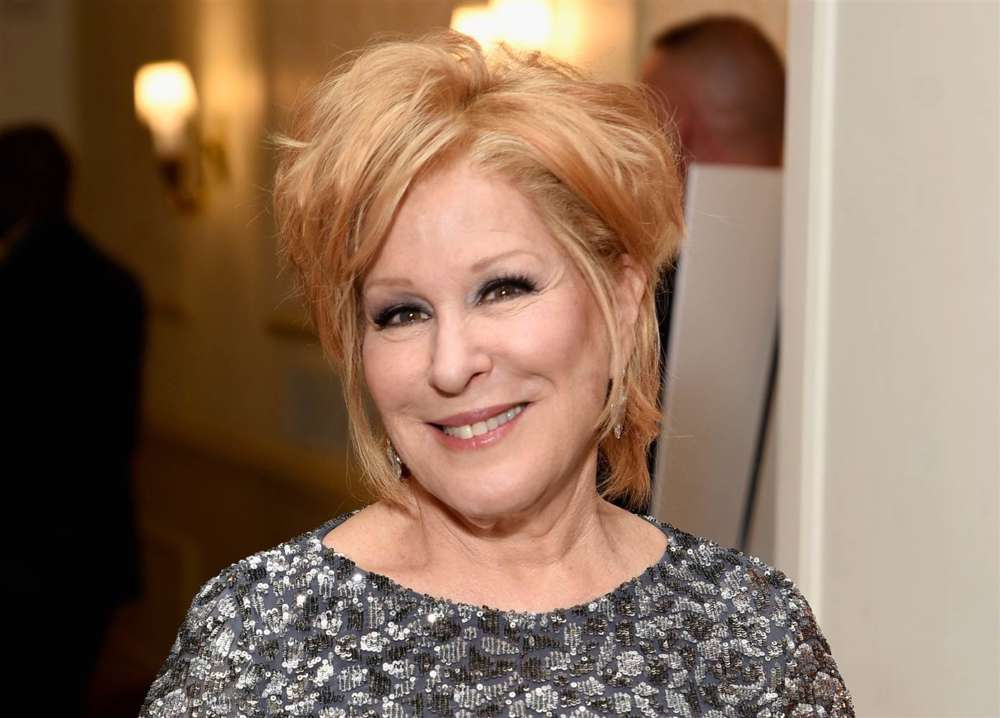 Bette Midler slammed as racist for tweet about black Trump supporters
