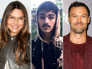 Brian Austin Green Reunites With Son On BH90210 Set Months After Vanessa Marcil Blast Him For Custody Drama