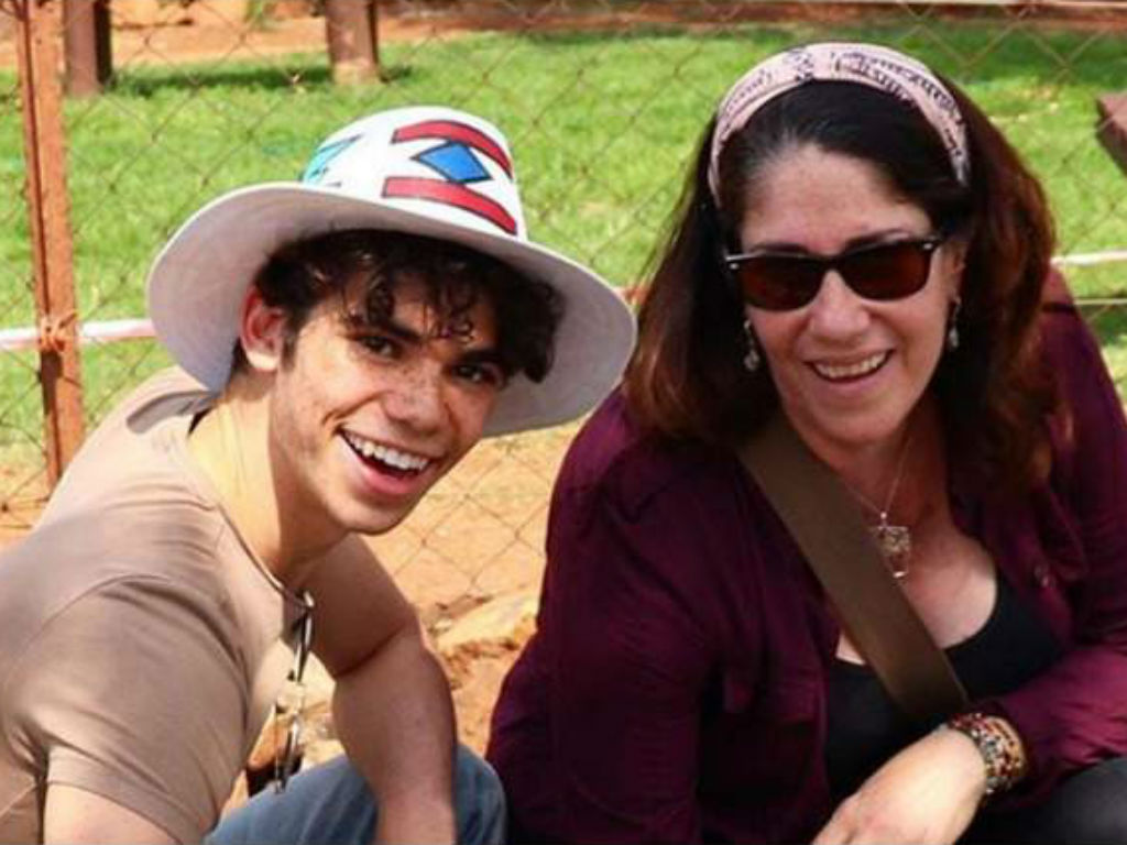 Cameron Boyce's Mother, Libby, Breaks Her Silence Weeks After His Death