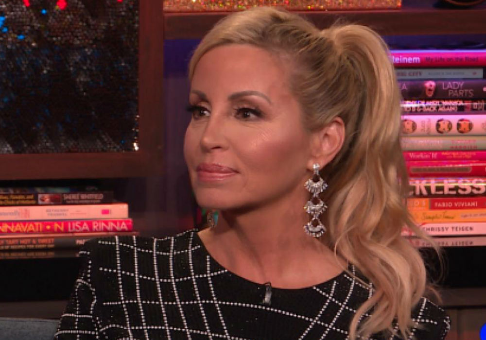 Camille Grammer Claims RHOBH Mean Girls Had A Vendetta Against Lisa Vanderpump