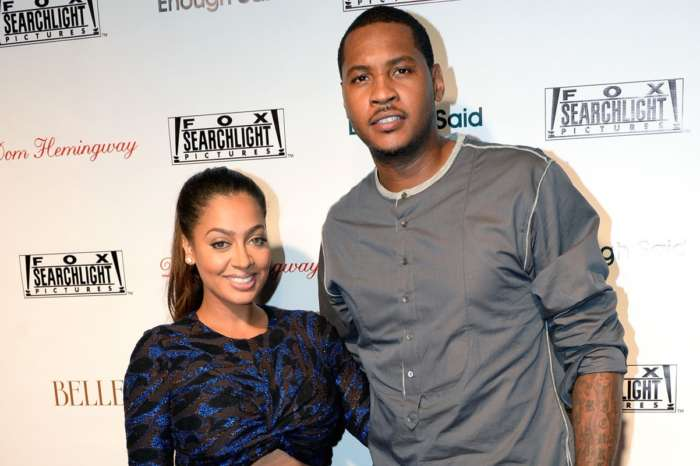 La La And Carmelo Anthony Having 'Legal Discussions' And 'Living Apart' Amid His Cheating Scandal!