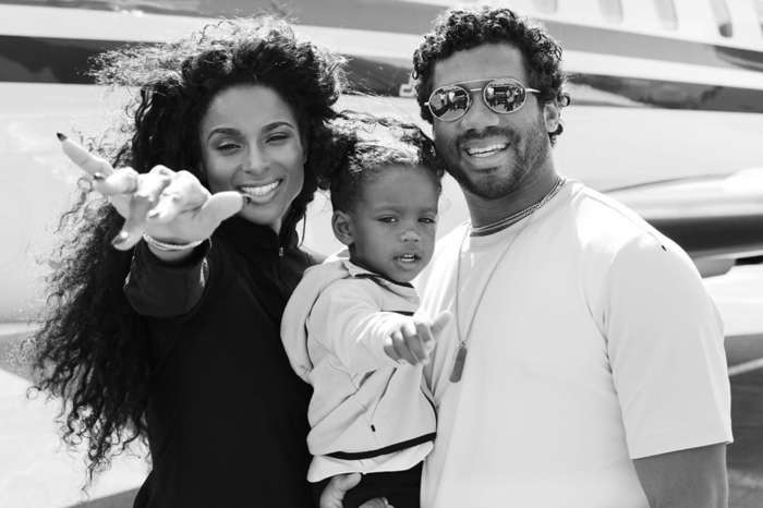 Russell Wilson Made Ciara Run Away By Asking Her This In Their Wedding Anniversary Video