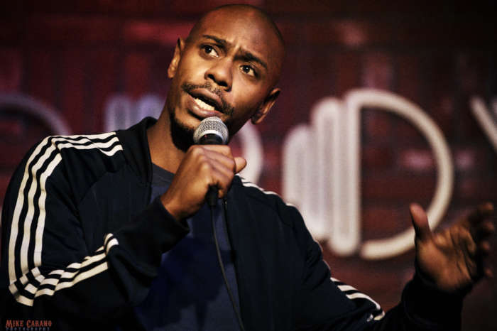 Dave Chappelle Says People Should Put Down Their Phones And Live In The Moment