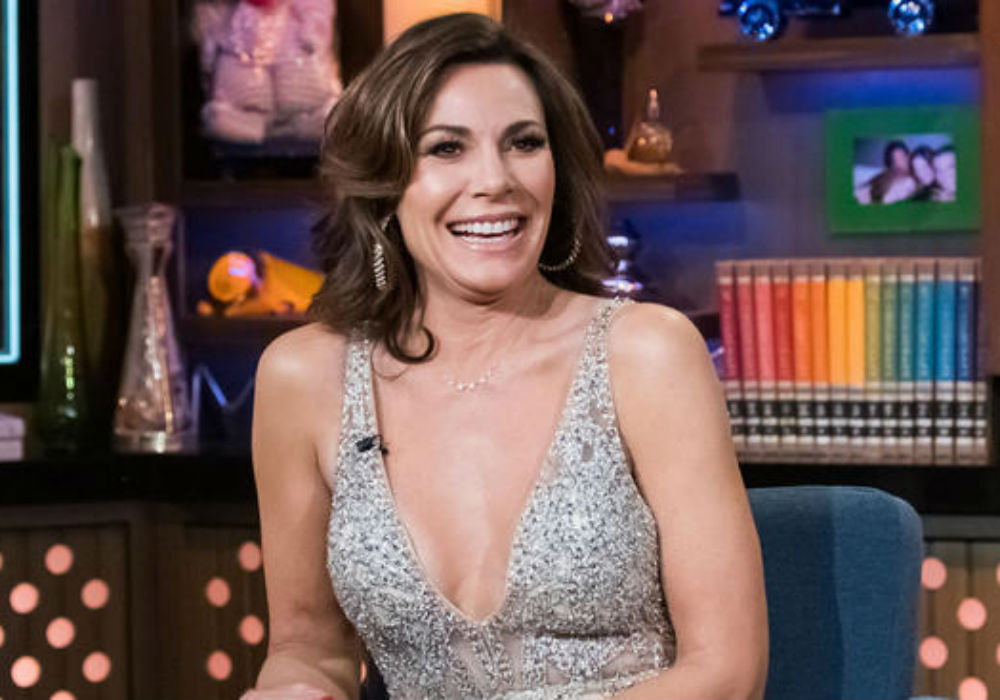 Delusional RHONY LuAnn De Lesseps Accused Of Theft